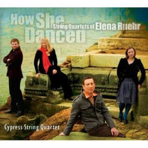 How She Danced CD cover